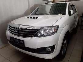 """"""" Di Jual Toyota Fortuner 2.5 VNT Turbo Matic 2013 Bali """""""