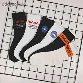 Kaos Kaki NASA Keren