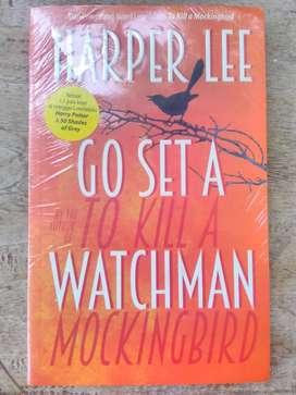 Buku Go set a Watchman karya Harper Lee Bahasa Indonesia