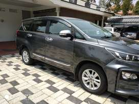 Toyota Innova Crysta 2.8 ZX Automatic 7 STR, 2016, Diesel