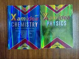 Exam idea reference books