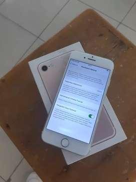 Iphone 7 128GB ex inter pinger off..