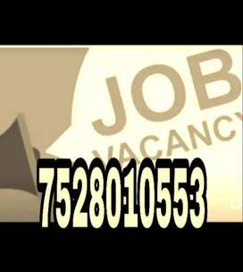 Urgent opportunity 20 computer Operator for data entry