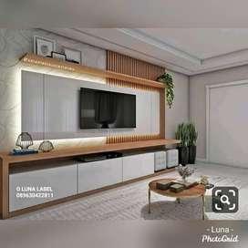 Custom perlengkapan rumah