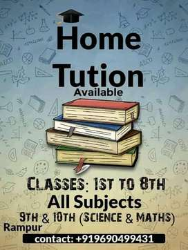 Tuition & Home Tuition