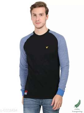 Men's pure cotton T shirts (Comfortable in summer)