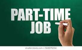 Part time and home based job