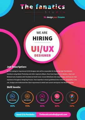 Website designer needed only experienced  person contact me
