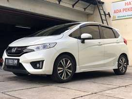 Honda Jazz 1.5 RS AT Automatic CVT GK5 2014 Putih/White
