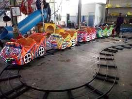 mini roller coaster kereta rel bawah lantai odong wahana pasar malam 1