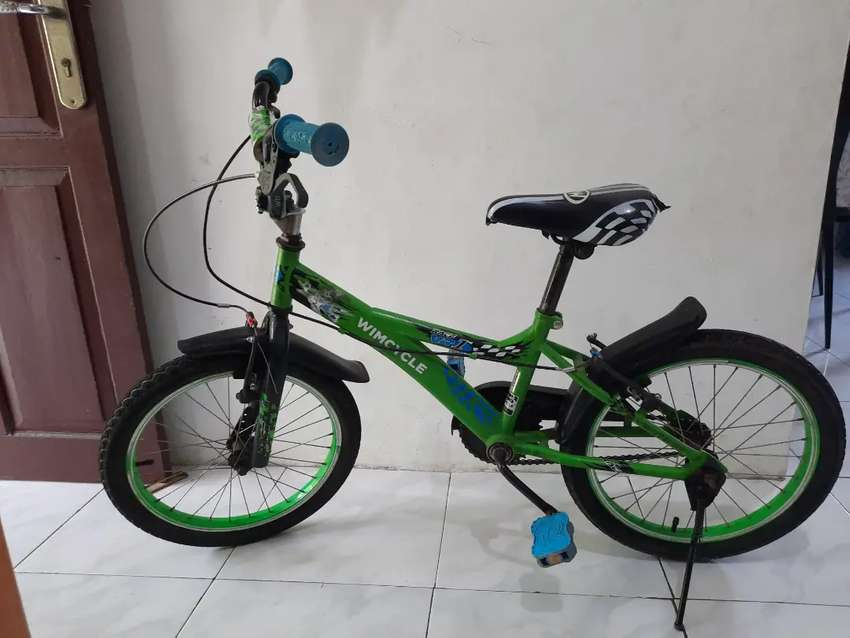 Jual sepeda anak wim cycle nego 0