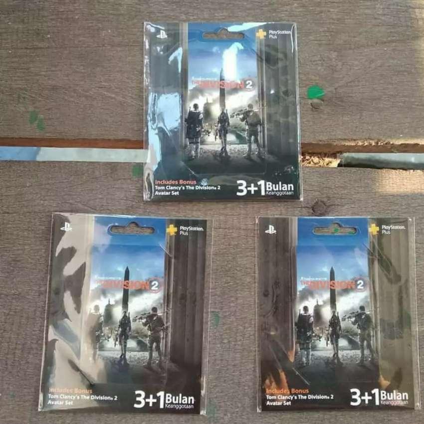 PlayStation Plus / PS Plus / PS+ 3 + 1 Bulan (4 Bulan) 0