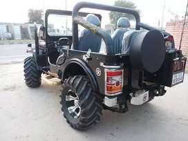 Shri Bala ji modifiers open Willys modifieds Hunter jeeps