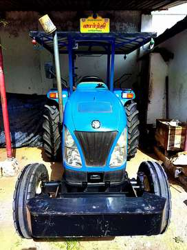 New holland excel 8x8 shuttle