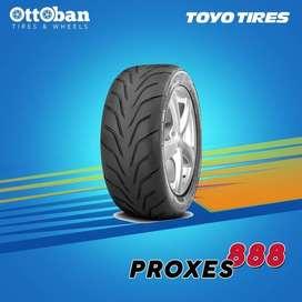 segera miliki ban toyo tires proxes R888 uk.225/50 ZR18