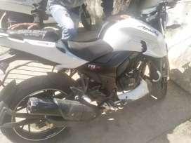 TVS 200RV best condition