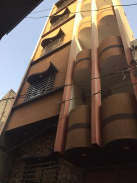 Flate for rent akhter colony