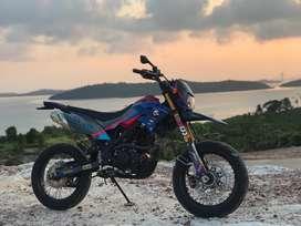 D-Tracker 150cc