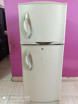 Used Fridge for sale. Contact on call only