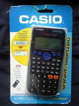 CASIO Scientific Calculator fx-95 ES PLUS