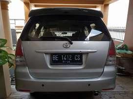 Innova G Diesel 2007 jrg pake