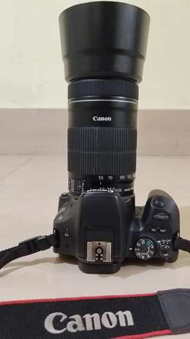 Canon DSLR camera for photography rent