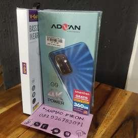 Advan G9 4/32 *ATLANTIS DAHSYAT*