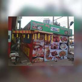 Food Stall For Sale