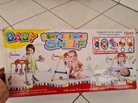 Baby Body Building Shelf