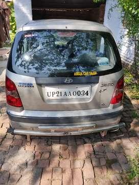 Hyundai Santro Xing 2009 Petrol 116325 Km Driven