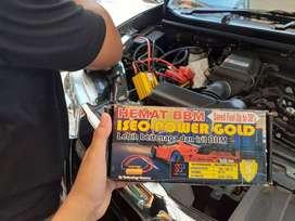 Nikmati AC mobil lebih dingin , Lampu lebih terang dg Psg ISEO POWER