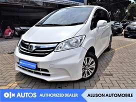 [OLX Autos] Honda Freed PSD 1.5 Bensin 2012 Putih #Allison Automobile