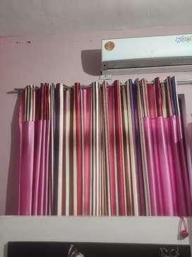 Wall Curtains 7 feet