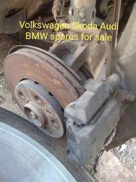 Original vw skoda bmw spares for sale