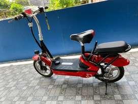 Sepeda Scooter Listrik