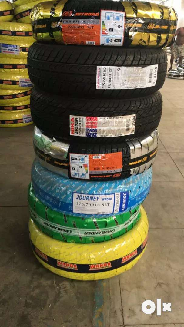 OPL Imported Radial Tubeless Tyres For Sale 0