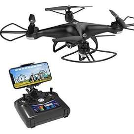 WIFI RC Drone with HD Camera FPV Headless Real Time