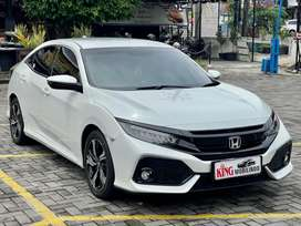 KING MOBILINDO CIVIC HB 1.5L Turbo 2017 ( Orisinilan, Low KM )