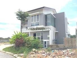 Dijual/Disewa Rumah Type 195/219 m2 Lokasi The Home Southlinks - Batam