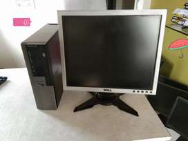 Used branded core2duo computers