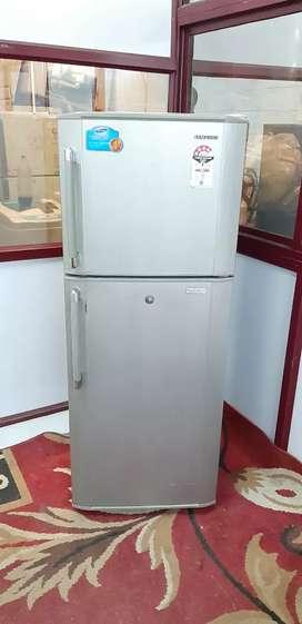 230ltr 4star rating Samsung brand double door refrigerator