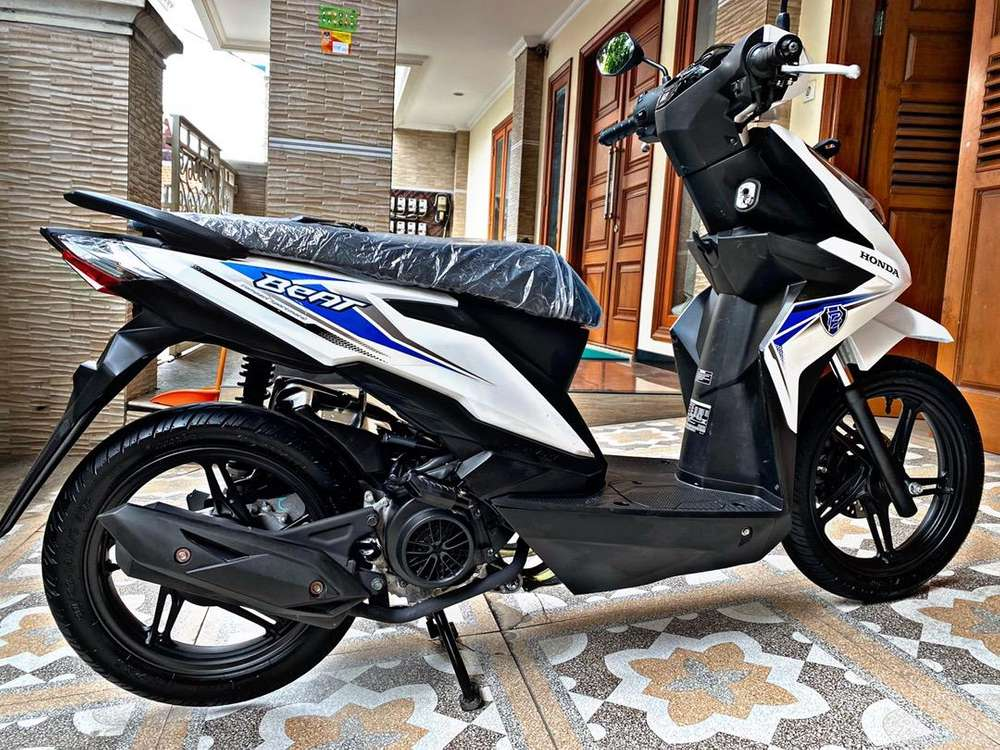 Honda Beat Fi Th 2019
