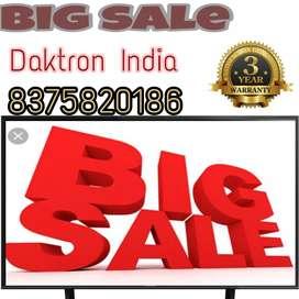 "Big sale!! 40"" smart full HD slim panel ledtv in just 9999/-"