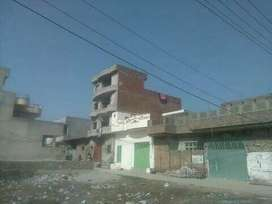5 Marla Four Floors House Best For Rent, For Sale in Sheikhupura.