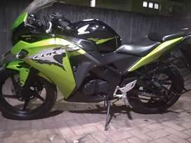For sell CBR 150 good condition