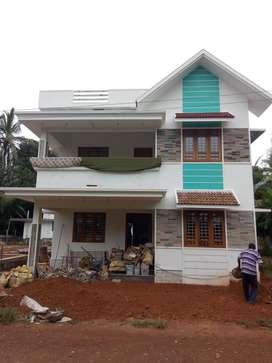 1750 SQFTvilla/3 BHK/5 cent/55 lakh/-Adatt Thrissur