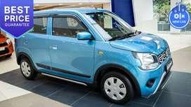 Maruti Suzuki Wagon R LXI, 2020, LPG