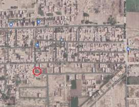 2.5 Marla Plot for Sale in Khanewal