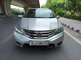 Honda City 1.5 EXi New, 2012, Petrol