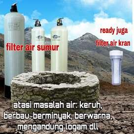 Pasang filtet air